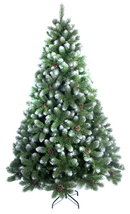 Ель искусственная Канадская с шишками Max Christmas